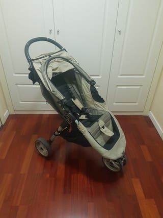 Baby Jogger City Mini y accesorios PasitoaPasito