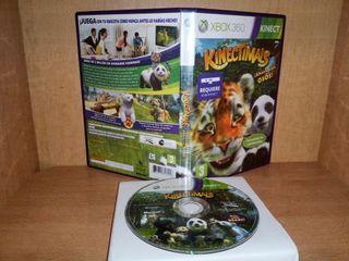 Kinectimals ahora con osos (2011) xbox360