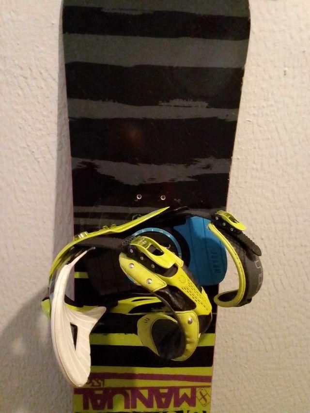 Tabla de Snowboard Forum 153 cm
