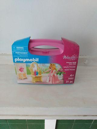 Playmobil 5650 tocador princesa