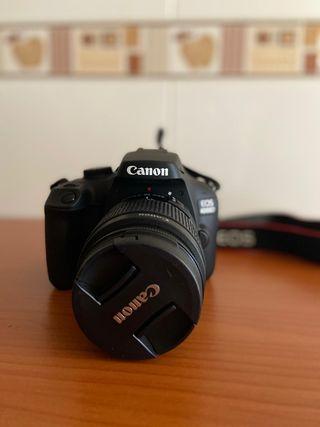 cámara Reflex Canon Eos 4000D