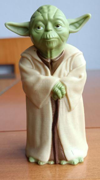 Figura del Maestro Yoda de Star Wars