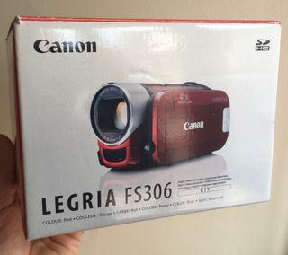 Videocamara Canon Legria FS306