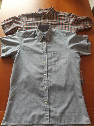 Ben-Sherman originales camisas manga corta