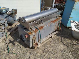 Encoladora industrial para laminas