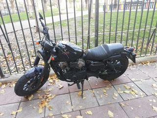 Hyosung Aquila GV125S 125cc