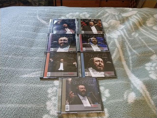 Colección Público Luciano Pavarotti