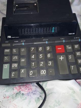 vendo calculadora de Comercio
