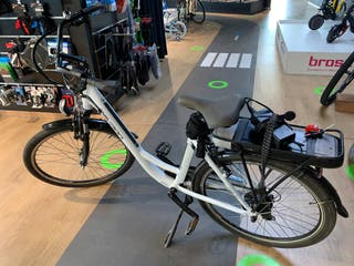 Bicicleta Eléctrica Devron Paseo