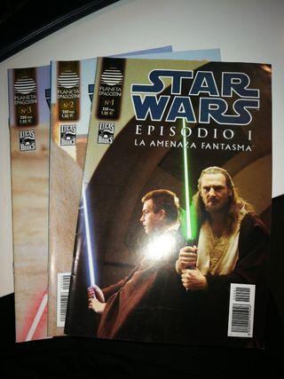 Star Wars Episodio I comics