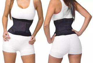 Faja de doble compresión para cintura