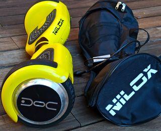 Hoverboard NILOX DOC amarillo