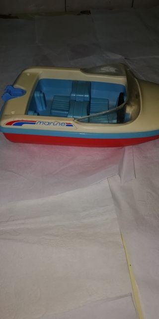 Playmobil lancha o barco