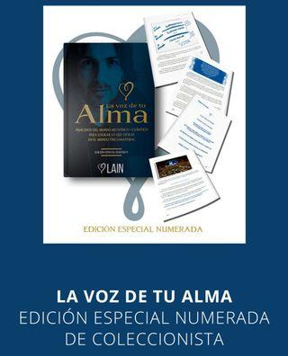 Edición especial numerada La Voz de tu Alma