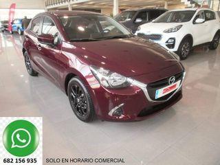 Mazda 2 1.5 GE 66kW (90CV) Black Tech Edition