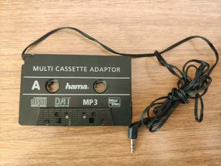 Multi cassette adaptador hama