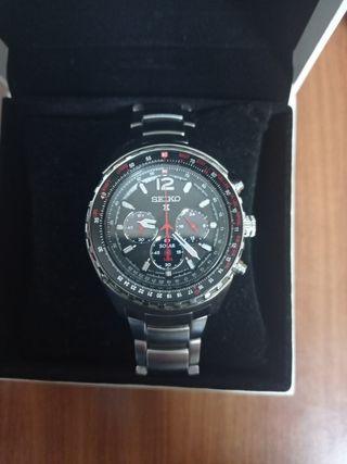 reloj Seiko x solar