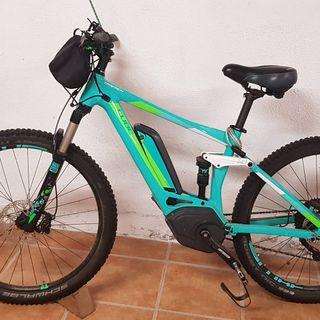 Bici eléctrica Cube. 2599€