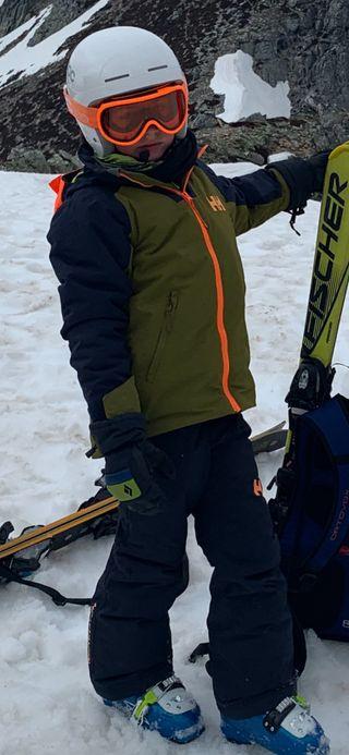 Traje de esquí HELLY HANSEN
