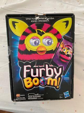 Juguete Furby Boom
