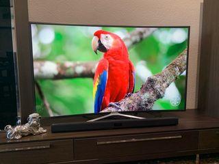 SMART TV SAMSUNG +barra de sonidos