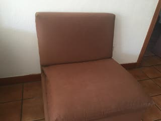 Sillon sofa marron