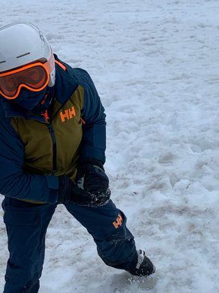 Traje de esquí HELLEY HANSEN