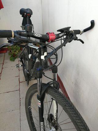 bici Cube Analog 29