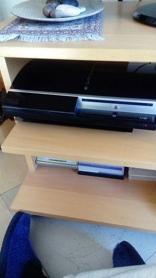 OFERTA INMEJORABLE ps3 + 2 mandos + 9 videojuegos