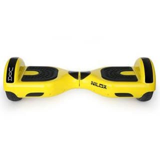 Hoverboard Nilox amarillo