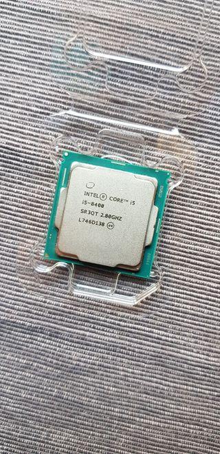 INTEL I5 8400 (LGA 1151) 6 NÚCLEOS