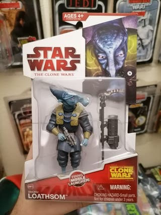 Whorm Loathson - Star Wars - Clone Wars