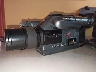 videocamara vhs.