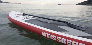 Tabla hinchable Paddle surf weissberg