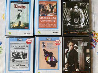 Títulos de Películas DVD NUEVOS.