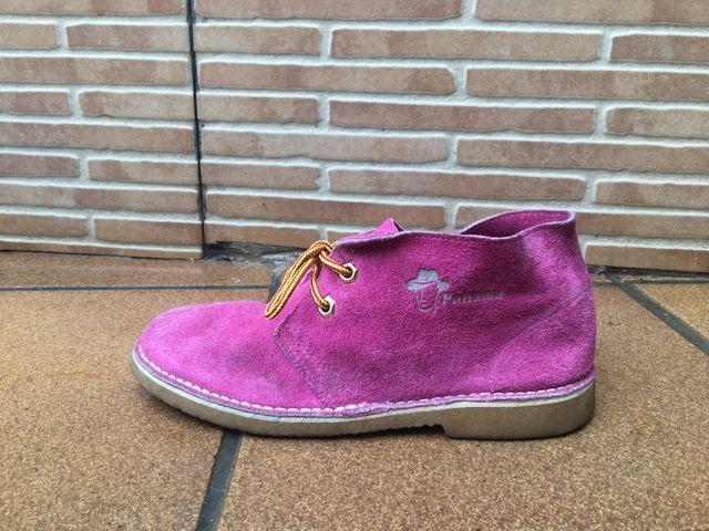 Zapatos panama jack fuerte safari 39
