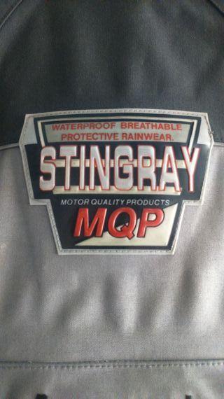 Chaqueta de moto MQP