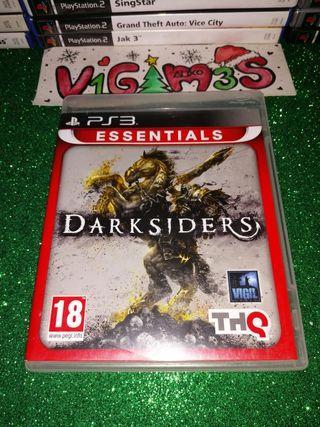 darksiders ps3 playstation 3