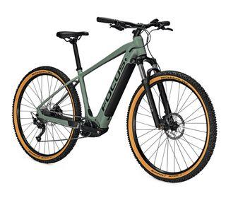 Bicicleta MTB Eléctrica FOCUS Motor Bosch