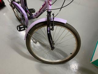 Bicicleta niñ@s