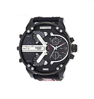 Reloj Diesel negro, nuevo