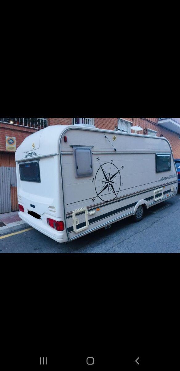 caravana clubman