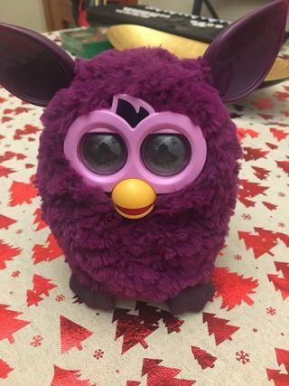 Furby juguete interactivo Hasbro
