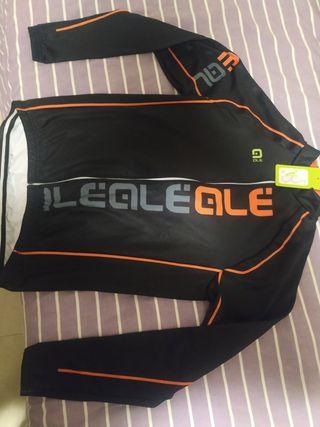 Conjunto largo ALÉ ciclismo + maillot regalo