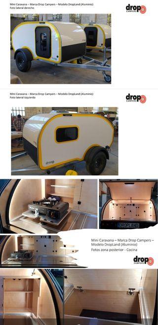 Mini caravana DROPLAND