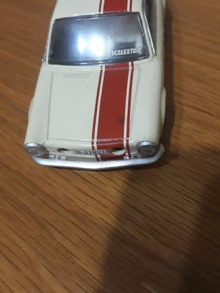 scalextric exin carroceria Seat 850 altaya