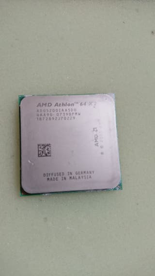 Provesador athlon 64 X2 5200+ AM2
