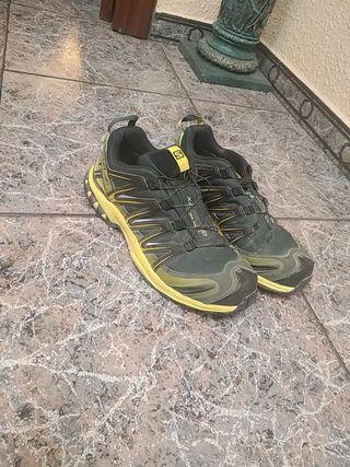 salomon zapatillas trail zaragoza