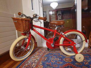 """Bicicleta BOBBIN Moonbug 16"""" NUEVA"""