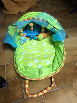 Capazo portátil para bebes